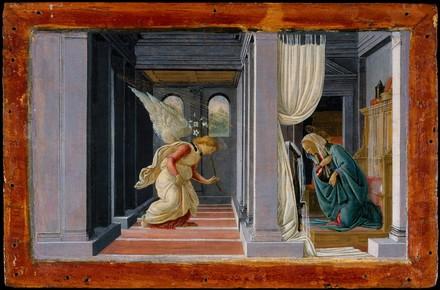 Botticelli al Metropolitan Museum