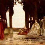 Fiametta's song, di Edwin Austin Abbey