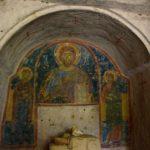 Fresque église rupestre, environs de Mottola
