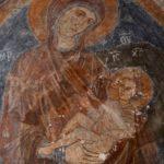 Fresque église rupestre environs de Mottola