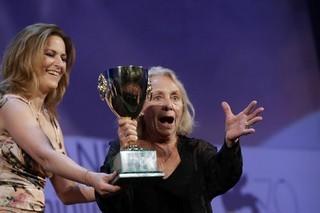 Coppa Volpi per la migliore attrice attribuita a Elena Cotta nel film di Emma Dante