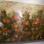 Un elefante da battaglia, di Bosch