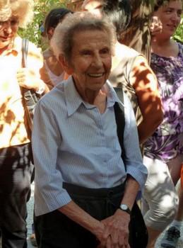 Emma Castelnuovo en 2011