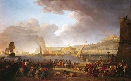 Entrata dei francesi a Napoli