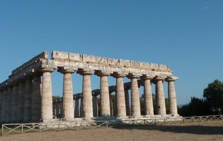 La Basilica, tempio dedicato a Hera