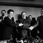 Berlinguer, Carillo e Marchais