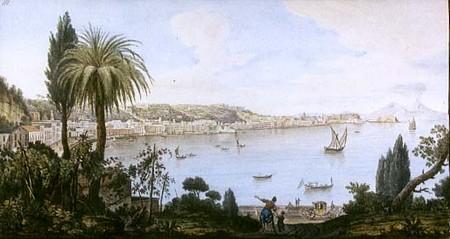 Pietro Fabris, Vista di Napoli 1776-1779
