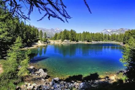 Valchiavenna, Lago azzurro