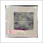 9. 5 marz. 1979 / 1982 - Tempera su fazzoletto di carta. cm 30x30