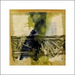 12. 19 gen. 1979 - Tempera su fazzoletto di carta. cm 30x30