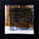 18. 1979 - Tempera su fazzoletto di carta. cm 30x30