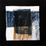19. 1979 - Tempera su fazzoletto di carta. cm 30x30