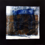 20. 1979 - Tempera su fazzoletto di carta. cm 30x30