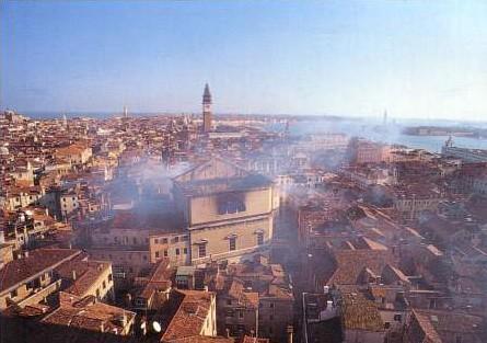 L'incendio del 1996