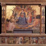 Pinacoteca vaticana, Benozzo Gozzoli, Madonna della cintola.