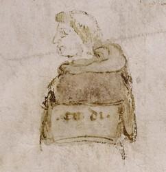 Ritratto di Donno Gianni nell'Hamilton 90.