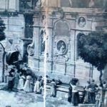 La fontana di Bellerofonte.