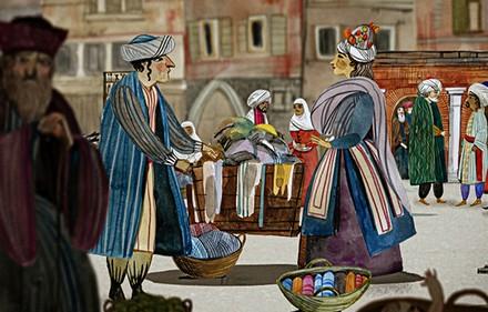 Dal documentario Il Ghetto di Venezia, 500 anni di vita di Emanuela Giordano