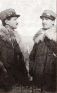 I due fratelli Giani e Carlo