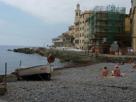La Genova di Boccadasse