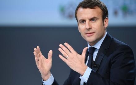 Macron presidente francese