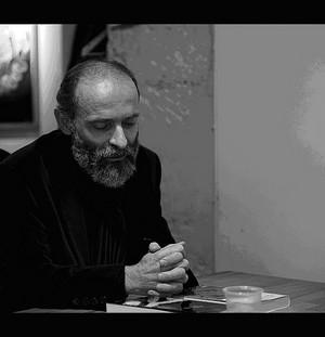 Gezim Hajdari ©photo Luigi Morante