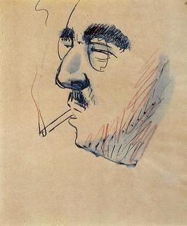 Arturo Stanghellini, Autoritratto