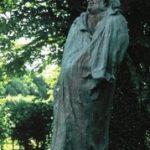 Auguste RODIN, Monument à Honoré de Balzac, 1898, musée Rodin Paris.