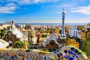 Gaudy, Barcellona