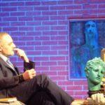Maurizio Gregorini alla televisione