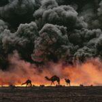 La guerra del Golfo.