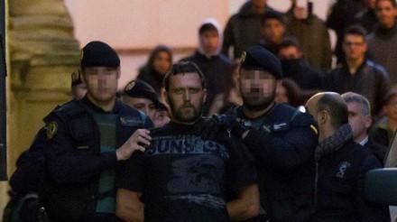 La cattura di Igor il russo in Spagna