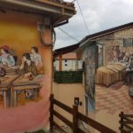 Murale a Sant'Angelo le fratte, foto Nicola Longobardi