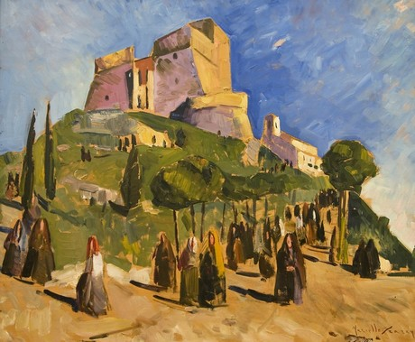 Il mese mariano, di Marcello Scarano