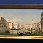 Venezia: Ponte di Rialto. Mattino (ante 1848-1849)