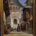 Strada principale al Cairo (1844)