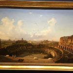Roma: Interno del Colosseo (1855)