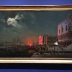 Venezia: Serenata Innanzi alla Piazzetta di San Marco (1858-1865)