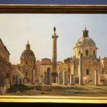 Roma: Foro Traiano (1847)