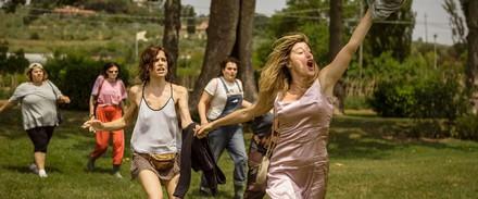 Nei cinema francesi: La pazza gioia (Folles de joie) di Paolo Virzi.