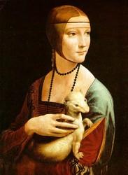 La Dama con l'ermellino, Museo Nazionale di Cracovia