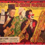 Les Fratellini, les trois célèbres frères clowns italiens© Musée national de l'histoire et des cultures de l'immigration