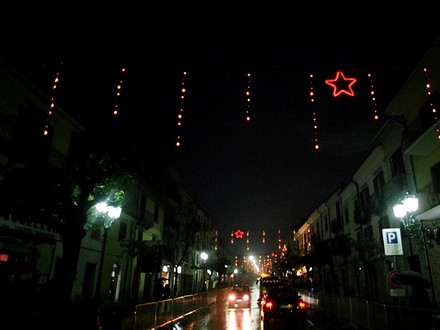 Strada a Natale © flavio brunetti