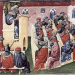 Magister e discipuli, Medio Evo