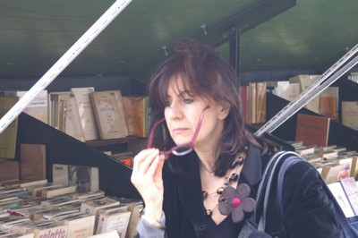 Floriana Calitti à Paris