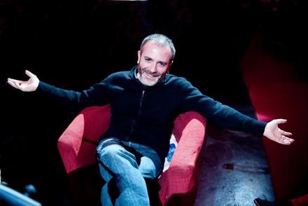 Luciano Melchionna, foto di Tommaso Le Pera
