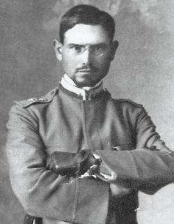 Emilio Lussu, 1916
