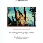 """""""Il Principe"""". Edizione del cinquecentennale. Con traduzione a fronte in italiano moderno di Carmine Donzelli. Introduzione e commento di Gabriele Pedullà."""