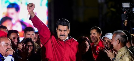 Il socialista Maduro