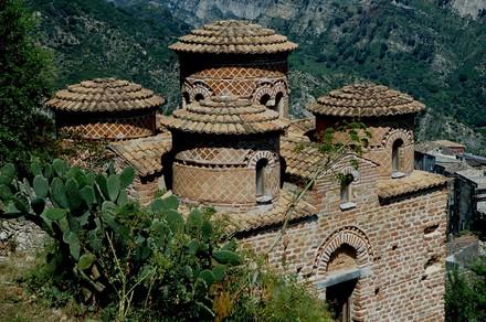Eglise byzantine: La Cattolica de Stilo